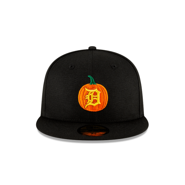 New Era Detroit Tigers Carved Pumpkins 2020 Fitted Hat