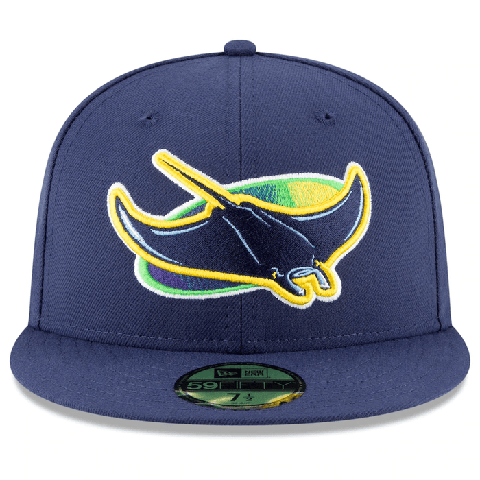 New Era Tampa Bay Rays New World Series 2020 59FIFTY Fitted Hat