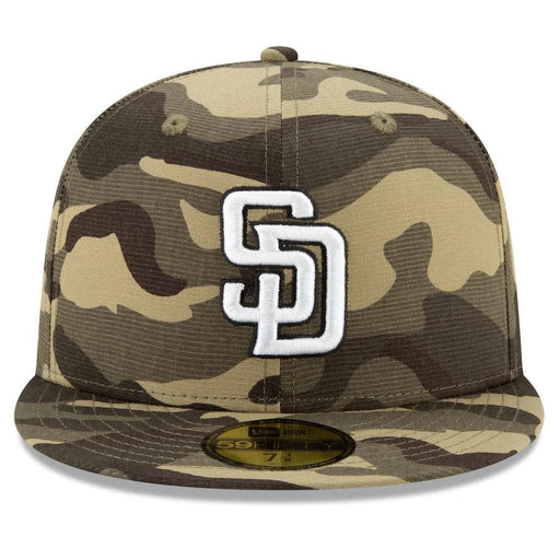 New Era San Diego Padres 2021 Armed Forces 59FIFTY Fitted Hat