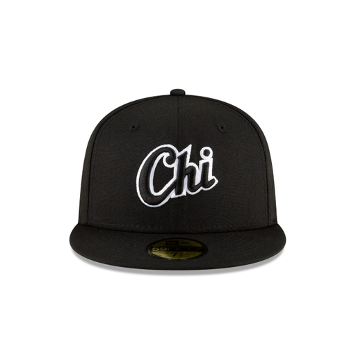 New Era Chicago White Sox Ligature 59Fifty Fitted Hat