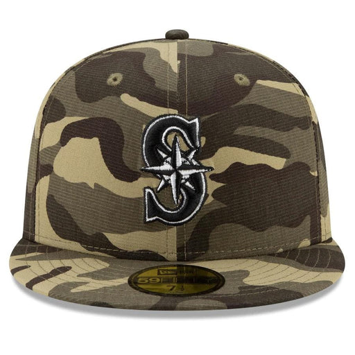 New Era Seattle Mariners 2021 Armed Forces 59FIFTY Fitted Hat