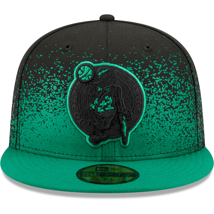 New Era Boston Celtics Fade Up 59Fifty Fitted Hat