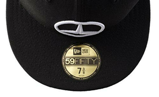 New Era Mercedes Benz Black 59Fifty Fitted Hat