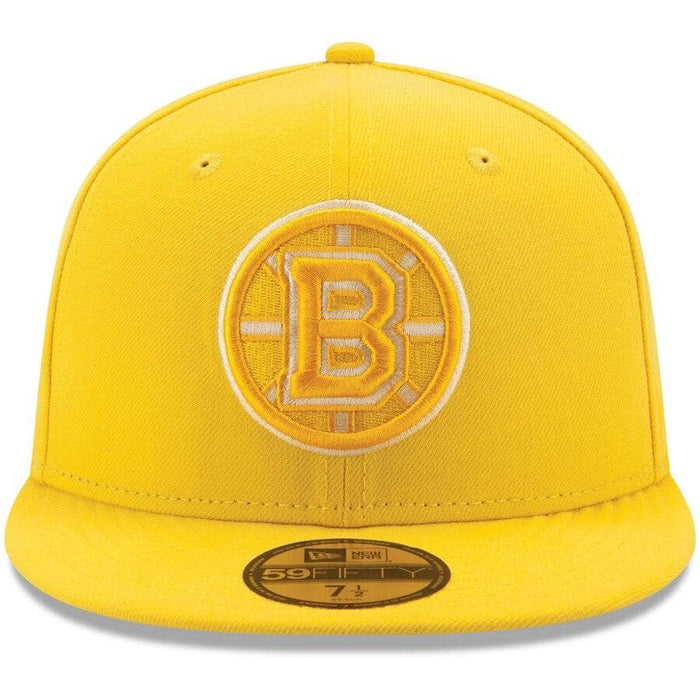 New Era Boston Bruins Tonal Pop 59FIFTY Fitted Hat