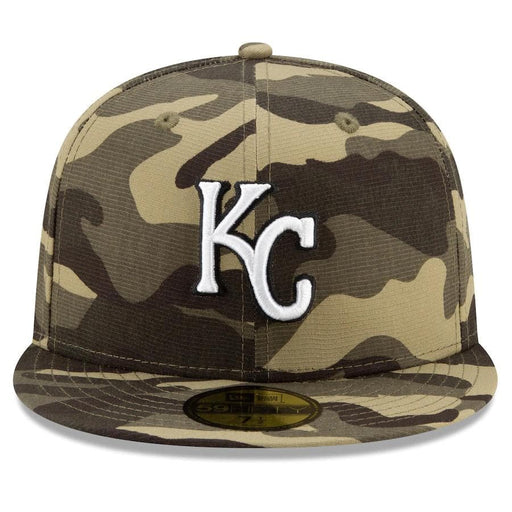 New Era Kansas City Royals 2021 Armed Forces 59FIFTY Fitted Hat