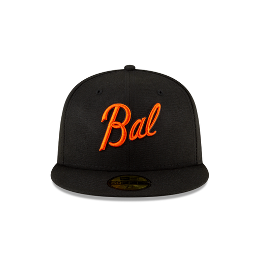 New Era Baltimore Orioles Ligature 59Fifty Fitted Hat