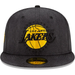 New Era Los Angeles Lakers Black Mamba 59Fifty Fitted Hat