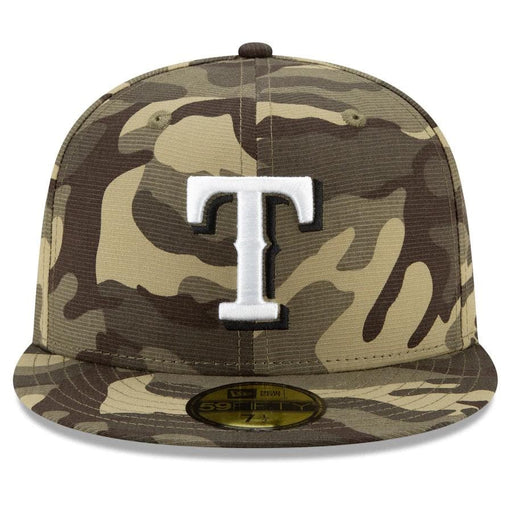 New Era Texas Rangers 2021 Armed Forces 59FIFTY Fitted Hat