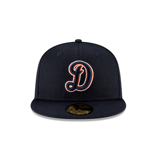 New Era Detroit Tigers Ligature 59Fifty Fitted Hat