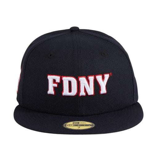 Navy Blue FDNY Fitted Hat