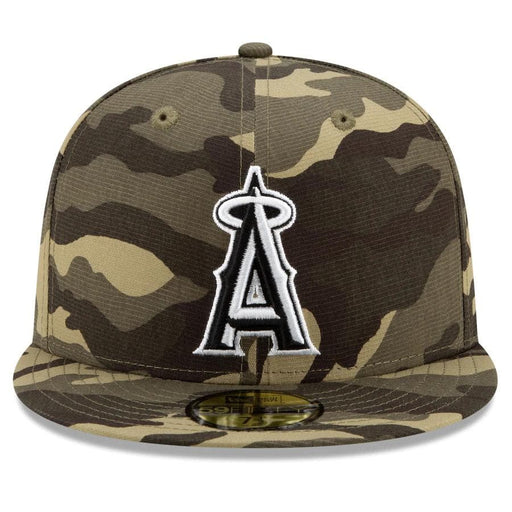 New Era Los Angeles Angels 2021 Armed Forces 59FIFTY Fitted Hat