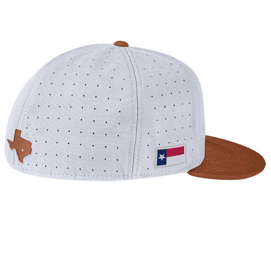Nike NCAA Texas Longhorns Aerobill Fitted Hat