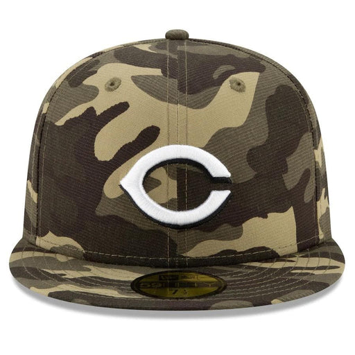 New Era Cincinnati Reds 2021 Armed Forces 59FIFTY Fitted Hat