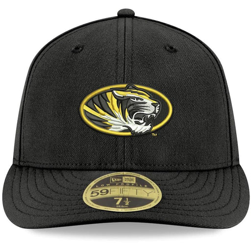 New Era Missouri Tigers Basic Low Profile 59FIFTY Fitted Hat
