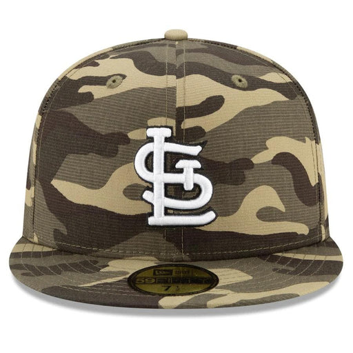 New Era St. Louis Cardinals 2021 Armed Forces 59FIFTY Fitted Hat