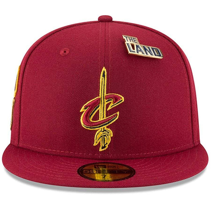 New Era Cleveland Cavaliers 2018 Draft Fitted Hat For Kids