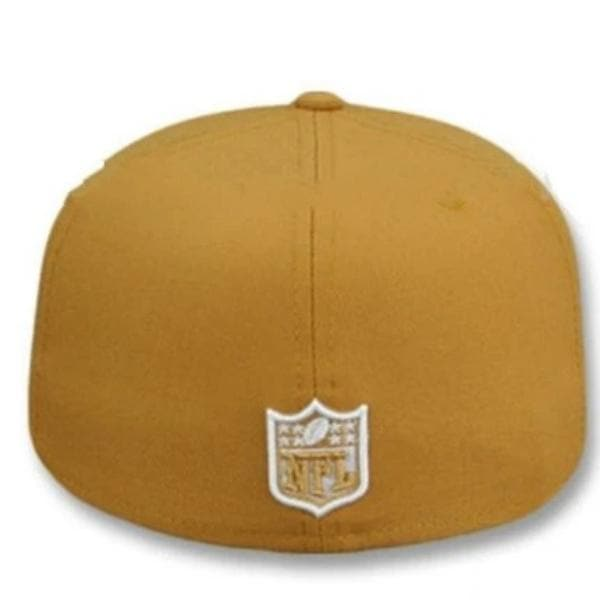Tan Raider Nation Fitted Hat