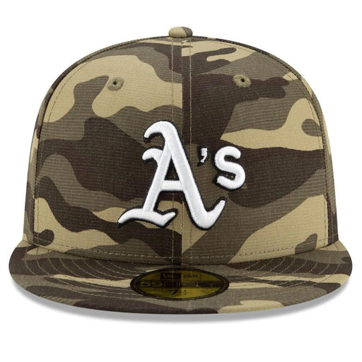 New Era Oakland Athletics 2021 Armed Forces 59FIFTY Fitted Hat