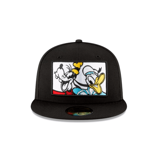 New Era Goofy and Donald Fitted Hat