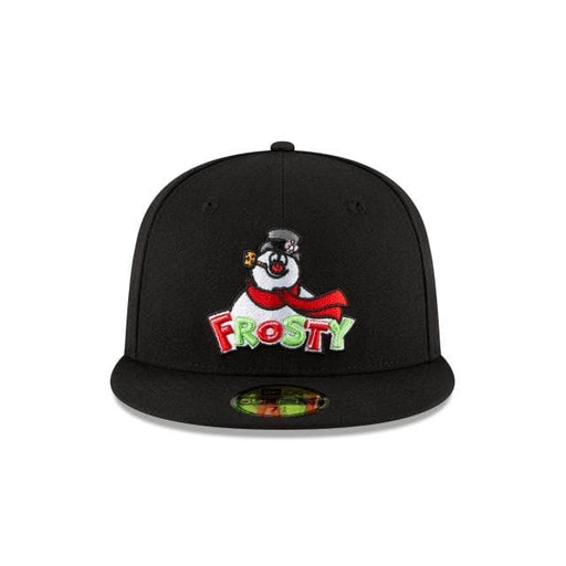 Frosty The Snowman Fitted Hat
