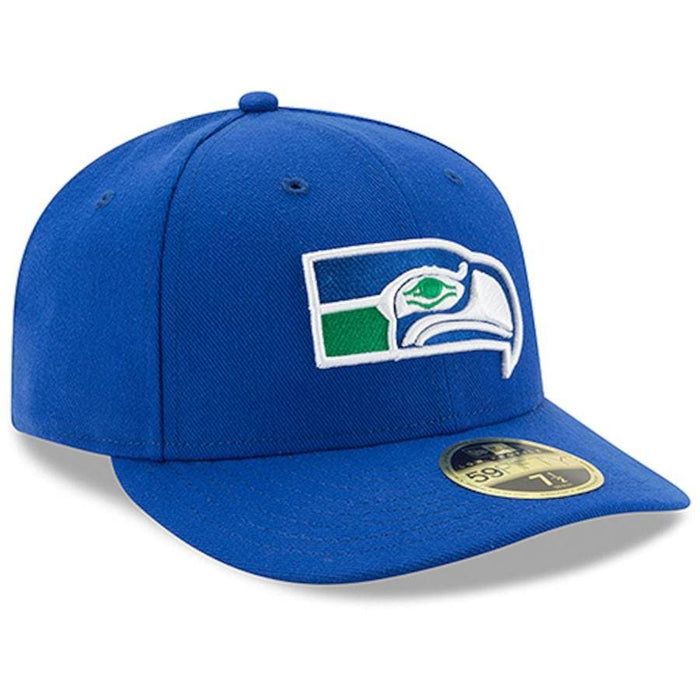 New Era Seattle Seahawks Omaha Low Profile 59FIFTY Fitted Hat