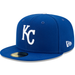 Kansas City Royals State Flower Fitted Hat