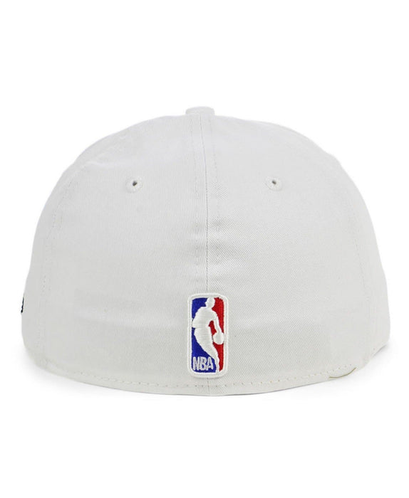 New Orleans Pelicans White Fitted Hat