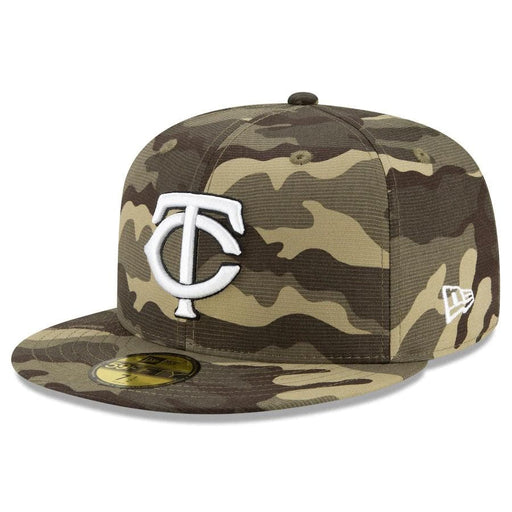 New Era Minnesota Twins 2021 Armed Forces 59FIFTY Fitted Hat