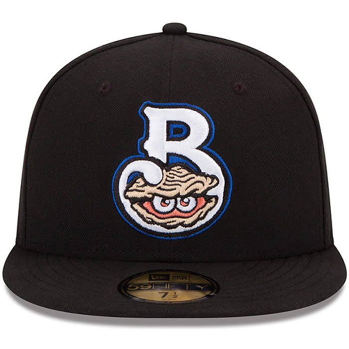 New Era Biloxi Shuckers On-Field 59Fifty Fitted Hat