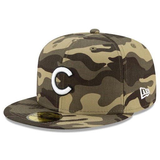 New Era Chicago Cubs 2021 Armed Forces 59FIFTY Fitted Hat