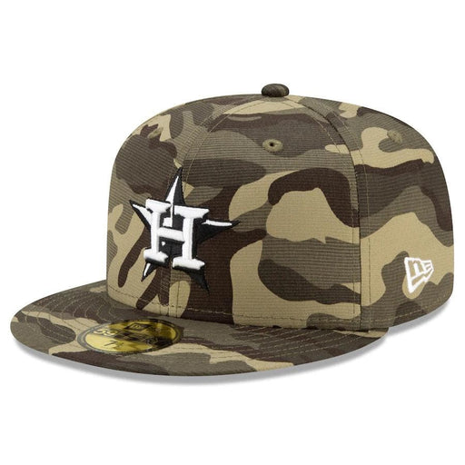 New Era Houston Astros 2021 Armed Forces 59FIFTY Fitted Hat