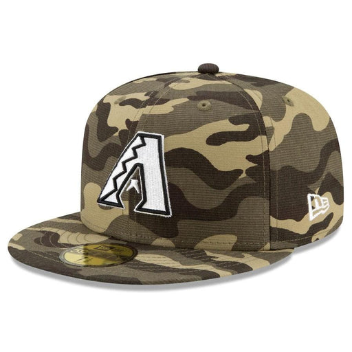 New Era Arizona Diamondbacks 2021 Armed Forces 59FIFTY Fitted Hat