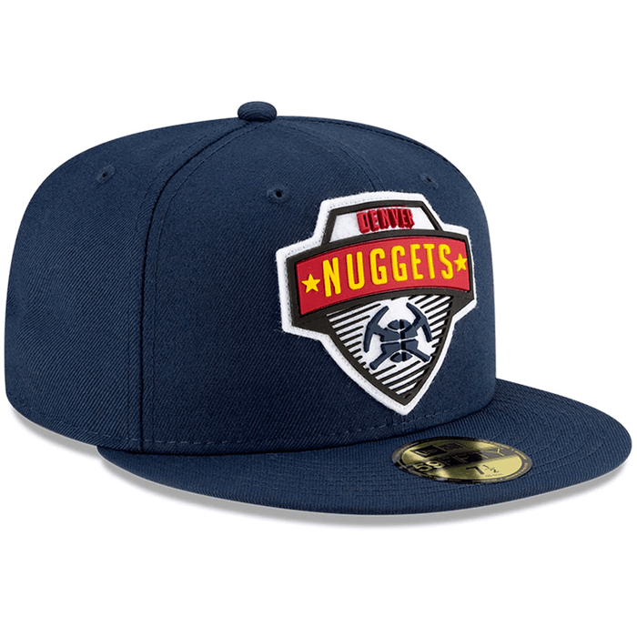 New Era Denver Nuggets Tip Off (2020) 59Fifty Fitted Hat
