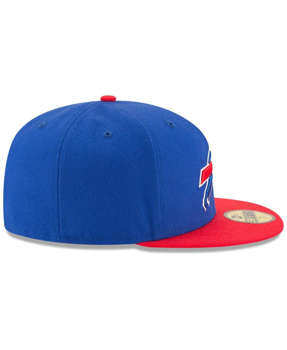 Buffalo Bills Team Basic Fitted Hat