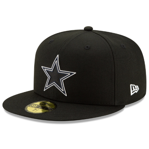 New Era Dallas Cowboy Draftee 59Fifty Fitted Hat