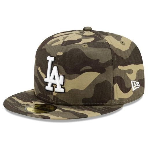 New Era Los Angeles Dodgers 2021 Armed Forces 59FIFTY Fitted Hat