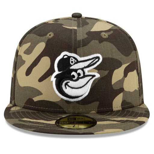 New Era Baltimore Orioles  2021 Armed Forces 59FIFTY Fitted Hat