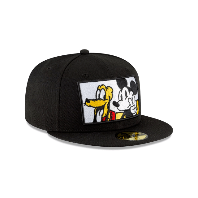 New Era Micky and Pluto Fitted Hat