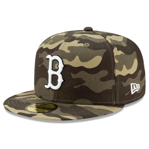 New Era Boston Red Sox 2021 Armed Forces 59FIFTY Fitted Hat