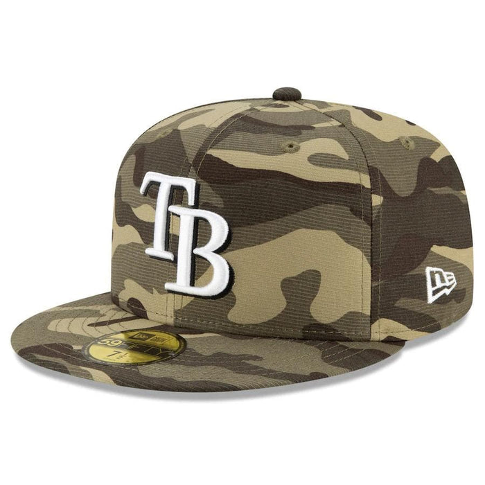 New Era Tampa Bay Rays 2021 Armed Forces 59FIFTY Fitted Hat