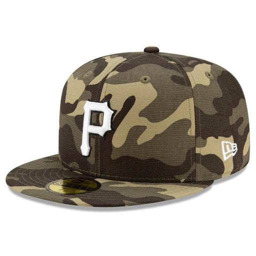 New Era Pittsburgh Pirates 2021 Armed Forces 59FIFTY Fitted Hat