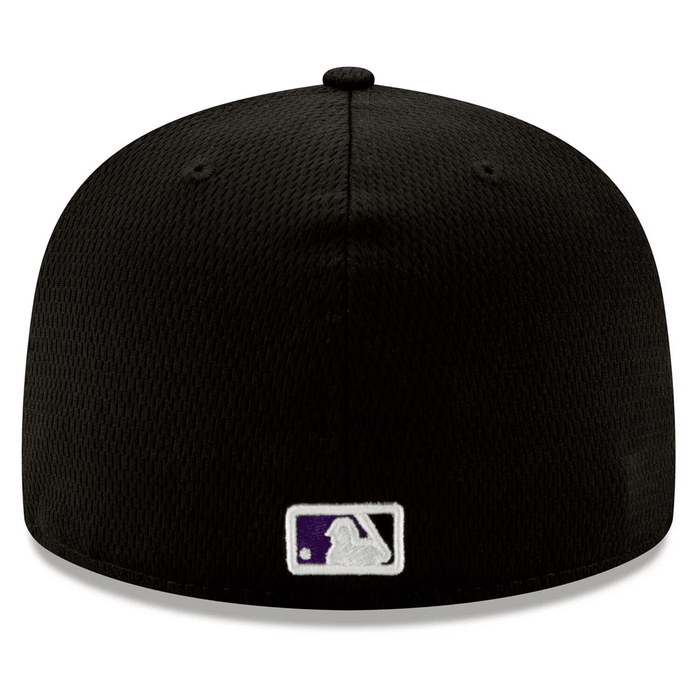 New Era Colorado Rockies 2020 Batting Practice 59FIFTY Fitted Hat