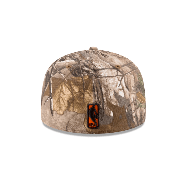 New Era Miami Heat Realtree 59Fifty Fitted Hat