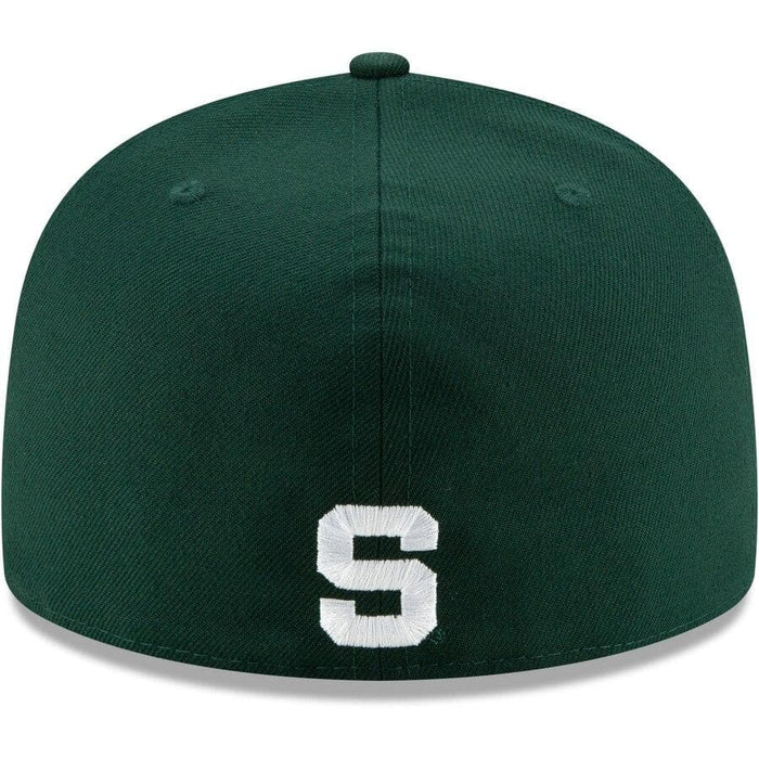 New Era Persian Green Michigan State Spartans 59FIFTY Fitted Hat