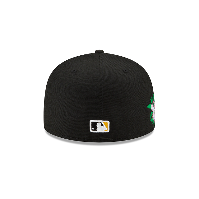 New Era Pittsburgh Pirates State Flower 59Fifty Fitted Hat