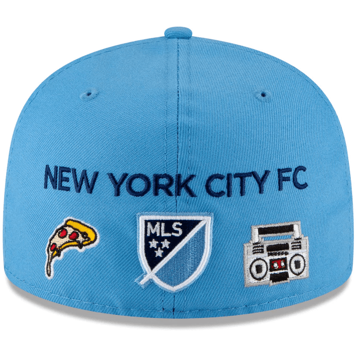 New Era New York City FC Local 59FIFTY Fitted Hat