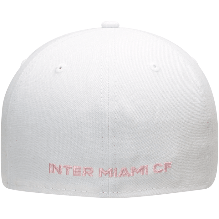 New Era Inter Miami CF Starting White/Pink Fitted Hat w/ WMNS Air Jordan 6