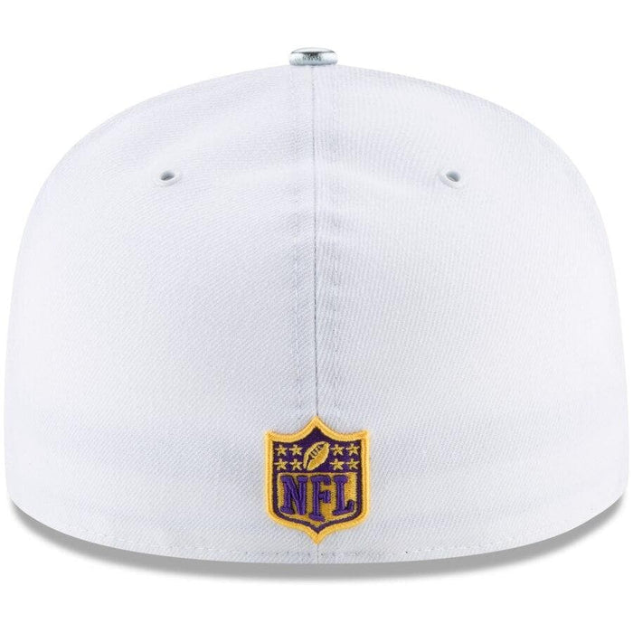 New Era Minnesota Vikings NFL Draft On Stage 59FIFTY Fitted Hat