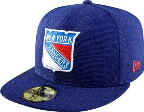 New Era NHL New York Rangers 59Fifty Fitted Hat