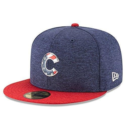 New Era Chicago Cubs 4th of July 59Fifty Fitted Hat